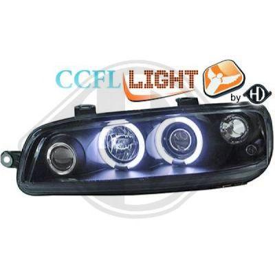 Bloc-optique, projecteurs principaux - HDK-Germany - 77HDK3453581