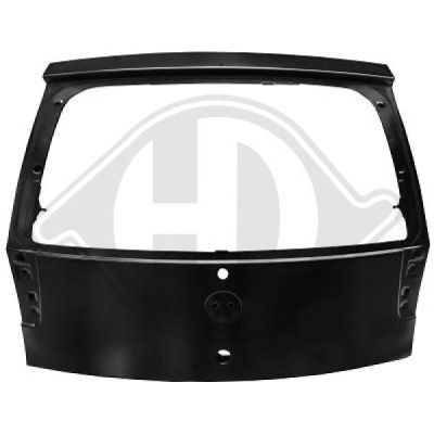Couvercle de coffre à bagages/de compartiment de chargement - HDK-Germany - 77HDK3454028