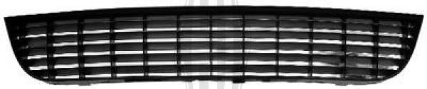 Grille de ventilation, pare-chocs - Diederichs Germany - 3456045