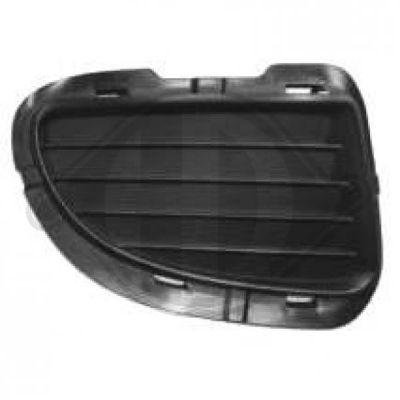 Grille de ventilation, pare-chocs - HDK-Germany - 77HDK3456046