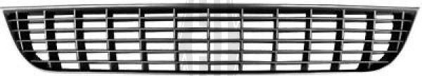 Grille de ventilation, pare-chocs - Diederichs Germany - 3456145