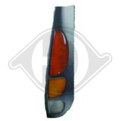 Feu arrière - HDK-Germany - 77HDK3461890