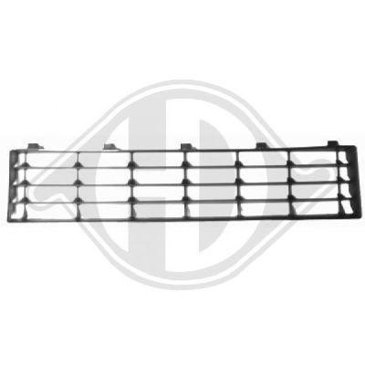 Grille de ventilation, pare-chocs - HDK-Germany - 77HDK3462045