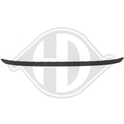 Baguette et bande protectrice, pare-chocs - Diederichs Germany - 3462067