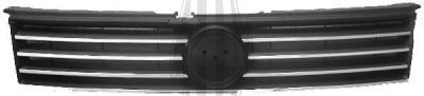Grille de radiateur - Diederichs Germany - 3462240