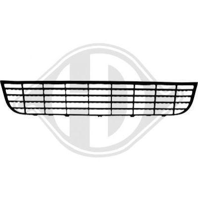 Grille de ventilation, pare-chocs - Diederichs Germany - 3463045
