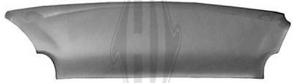 Capot-moteur - Diederichs Germany - 3475000