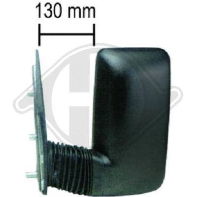 Rétroviseur extérieur - HDK-Germany - 77HDK3492124