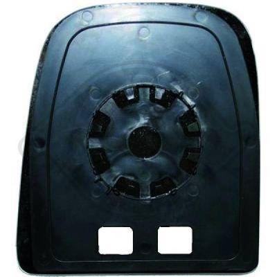 Verre de rétroviseur, rétroviseur extérieur - HDK-Germany - 77HDK3494327