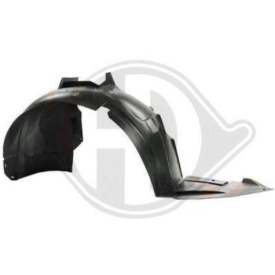 Garniture, passage de roue - HDK-Germany - 77HDK4005109