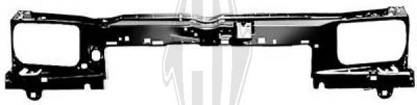 Revêtement avant - Diederichs Germany - 4035002