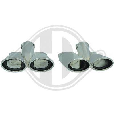 Déflecteur de tuyau de sortie - Diederichs Germany - 4164700