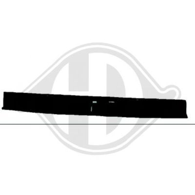 Amortisseur de choc, pare-chocs - Diederichs Germany - 4420060
