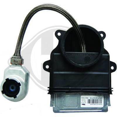 Ballast, lampe à décharge de gaz - Diederichs Germany - 4473087