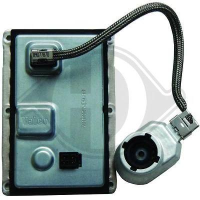 Ballast, lampe à décharge de gaz - Diederichs Germany - 4473286