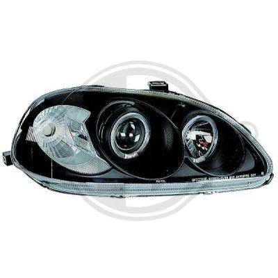 Bloc-optique, projecteurs principaux - Diederichs Germany - 5206280