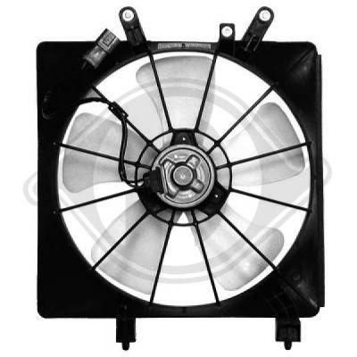Ventilateur, refroidissement du moteur - HDK-Germany - 77HDK5208101