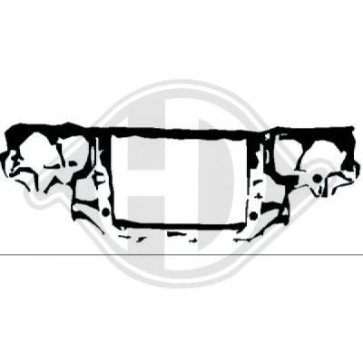 Revêtement avant - HDK-Germany - 77HDK5212002