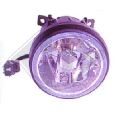 Bloque-optique, projecteur antibrouillard - Diederichs Germany - 5217088