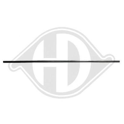 Cadre, grille de radiateur - Diederichs Germany - 5220041
