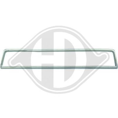 Grille de radiateur - Diederichs Germany - 5230041