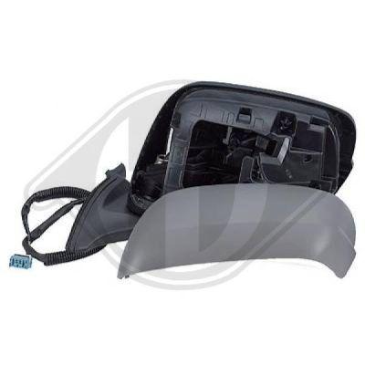 Rétroviseur extérieur - HDK-Germany - 77HDK5241025