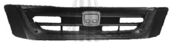Grille de radiateur - Diederichs Germany - 5280840