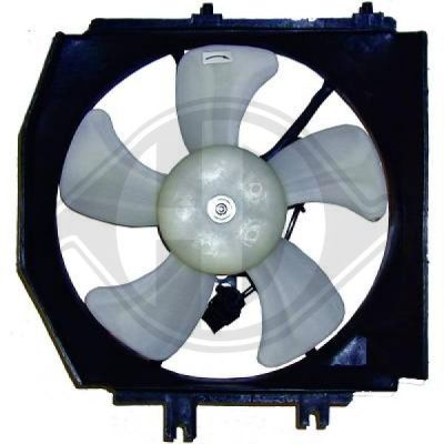 Ventilateur, refroidissement du moteur - HDK-Germany - 77HDK5617101