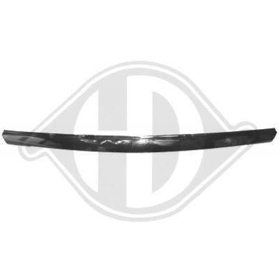 Baguette et bande protectrice, grille de radiateur - HDK-Germany - 77HDK5617108