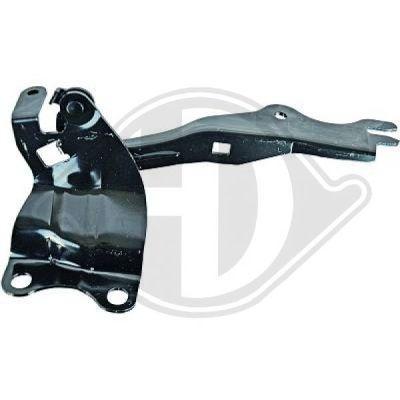 Charnière, capot-moteur - HDK-Germany - 77HDK5619019