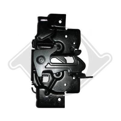 Serrure de capot-moteur - Diederichs Germany - 5625001