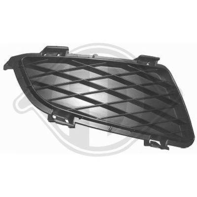 Grille de ventilation, pare-chocs - HDK-Germany - 77HDK5625046