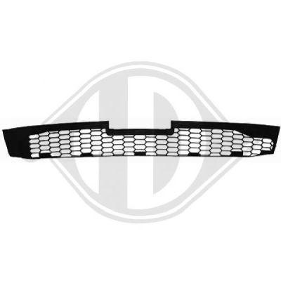 Grille de ventilation, pare-chocs - HDK-Germany - 77HDK5625145