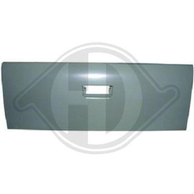 Couvercle de coffre à bagages/de compartiment de chargement - Diederichs Germany - 5672828