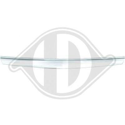 Baguette et bande protectrice, grille de radiateur - HDK-Germany - 77HDK5680042