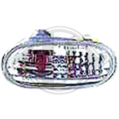Feu clignotant - Diederichs Germany - 5805077