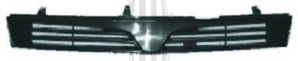 Grille de radiateur - HDK-Germany - 77HDK5806040