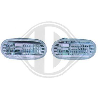 Kit de feux clignotants - HDK-Germany - 77HDK5806079