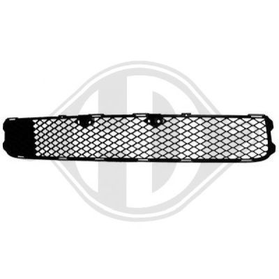 Grille de ventilation, pare-chocs - Diederichs Germany - 5808045