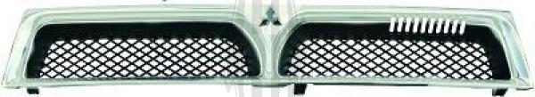 Grille de radiateur - HDK-Germany - 77HDK5824040