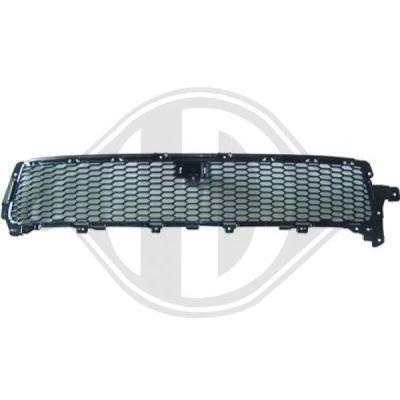 Grille de radiateur - HDK-Germany - 77HDK5847940