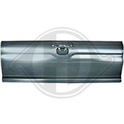 Couvercle de coffre à bagages/de compartiment de chargement - Diederichs Germany - 5880827