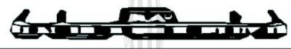 Amortisseur de choc, pare-chocs - Diederichs Germany - 6011165