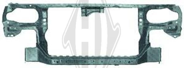 Revêtement avant - Diederichs Germany - 6013002
