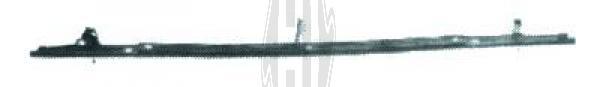 Cadre, grille de radiateur - Diederichs Germany - 6013008