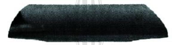 Capot-moteur - Diederichs Germany - 6015000