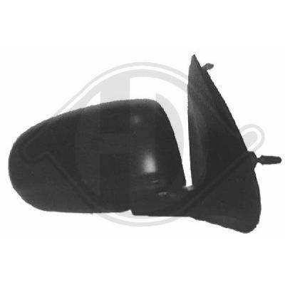 Rétroviseur extérieur - HDK-Germany - 77HDK6016024