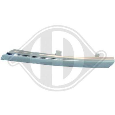Baguette et bande protectrice, grille de radiateur - HDK-Germany - 77HDK6016148
