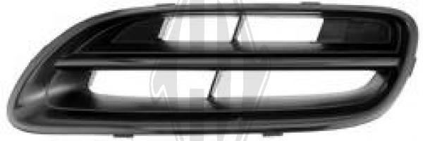 Grille de radiateur - HDK-Germany - 77HDK6023043