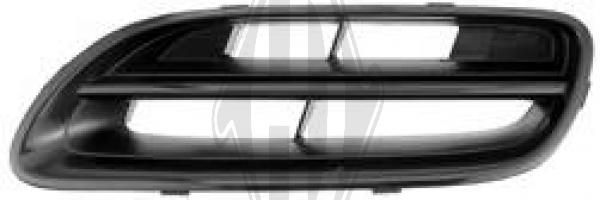 Grille de radiateur - Diederichs Germany - 6023043